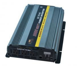 3000 Watt Power Inverter 24 Volt DC to 120 Volt AC