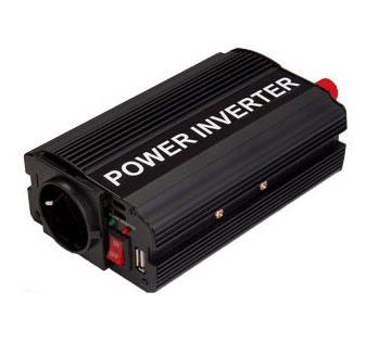 12 Volt DC to 120 Volt AC Power Inverters