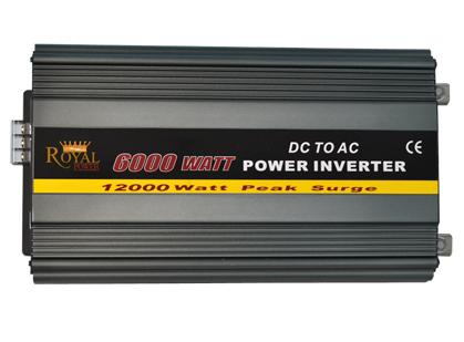 6000 Watt 12 Vdc To 115 Vac Power Inverter Electronics