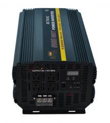 6000 Watt DC to AC Power Inverter
